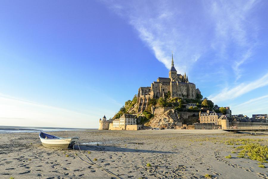 tourisme au Mont Saint-Michel